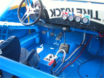 Datsun 510 Race Car